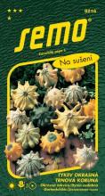 HOBBY, Květiny letničky - Tykev okrasná Trnová koruna, 9216 (Cucurbita pepo)