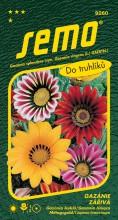 HOBBY, Květiny letničky - Gazánie zářivá směs, 9260 (Gazania splendens)