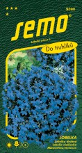 HOBBY, Květiny letničky - Lobelka Crystal Palace, 9390 (Lobelia erinus)