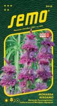 HOBBY, Květiny letničky - Monarda Bergamo, 9418 (Monarda citriodora)