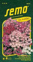 HOBBY, Květiny letničky - Plaménka (flox) Cuspidata směs, 9470 (Phlox drummondii)