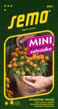 HOBBY, Květiny letničky - Aksamitník rozkladitý Maugli, 9521 (Tagetes patula)