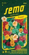 HOBBY, Květiny letničky - Lichořeřišnice větší Out of Africa, 9554 (Tropaeolum majus)