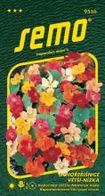 HOBBY, Květiny letničky - Lichořeřišnice větší Tom Pouce směs, 9556 (Tropaeolum majus)