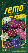 HOBBY, Květiny letničky - Sporýš zkřížený směs, 9560 (Verbena hybrida)