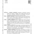 HOBBY, Květiny letničky – Ostálka Zahara Sunburst, 9593