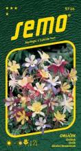 HOBBY, Květiny trvalky - Orlíček Mac Kana, 9736 (Aquilegia x hybrida hort.)
