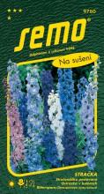 HOBBY, Květiny trvalky - Stračka Pacific směs, 9780 (Delphinium cultorum)