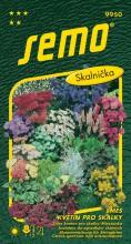 HOBBY, Květiny trvalky - Směs trvalek skalničky, 9950 (Rock garden MIX)