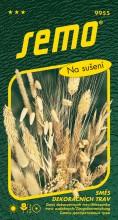 HOBBY, Květiny letničky - Směs letniček dekorační trávy, 9955 (Ornamental grasses)
