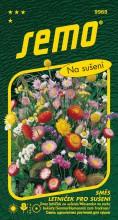 HOBBY, Květiny letničky - Směs letniček k sušení, 9965 (Dried flowers MIX)
