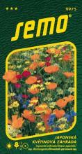 HOBBY, Květiny letničky - Směs letniček Japonská květinová zahrada, 9975 (Japanese garden)