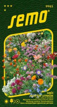 HOBBY, Květiny letničky - Směs letniček nízké, 9985 (Dwarf MIX)