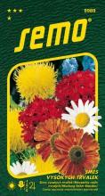 HOBBY, Květiny trvalky - Směs trvalek vysoké, 9989 (Tall perenials)