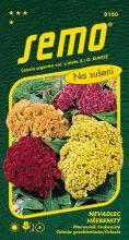 HOBBY, Květiny letničky - Nevadlec hřebenitý Směs, 9150 (Celosia argentea var. Cristata (L.)O. Kuntze)