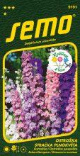 HOBBY, Květiny letničky - Ostrožka Stračka Honour Mix, 9191 (Delphinium consolida)