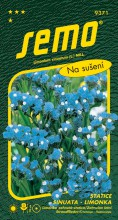 HOBBY, Květiny letničky - Statice sinuata (limonka) Blue, 9371 (Limonium sinuatum)