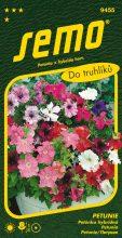 HOBBY, Květiny letničky - Petunie směs, 9455 (Petunia pendula)
