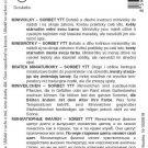 HOBBY, Květiny trvalky – Miniviolka Sorbet YTT, 9689