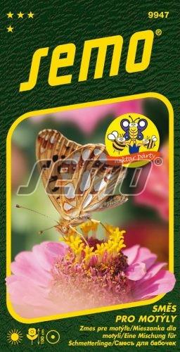 HOBBY, Květiny letničky - Směs pro motýly, 9947 ()